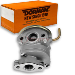 Dorman Secondary Air Injection Check Valve For Toyota 4runner 2005 2009 4 7l Ib