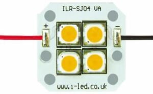 Ils Ilr sk04 nw95 sc201 wir200 Stanley 6j Powercluster Led Linear Array 4 Whit