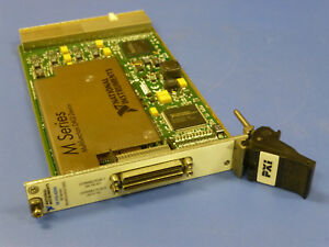 National Instruments Pxi 6259 Ni Daq Card 32 Ch Analog Input Multifunction