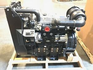 Perkins 404d 22 Industrial Power Unit Diesel Engine With Instrument Panel