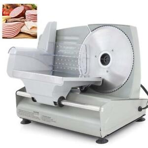 Electric Meat Slicer 7 5 Blade Home Deli Food Premium Kitchen Country