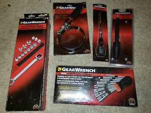 Gearwrench Serpentine Belt Tool And Other Gearwrench Automotive Tools