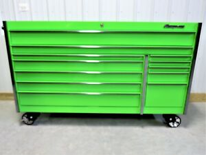 Snap On Krl1032 Extreme Green Tool Box Work Mat