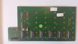 Esab L tec Series 2000 Cnc Panel Board Tpl t2