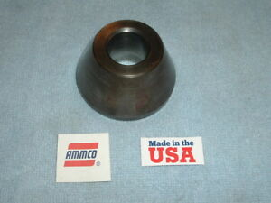 Ammco 3904 Vintage Centering Cone 1 703 X 2 750 Fits 1 Arbor Brake Lathe Usa
