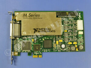 National Instruments Pcie 6259 Ni Daq Card 32 Ch Analog Input Multifunction