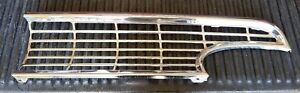 1956 Ford Grille Drivers Side Used