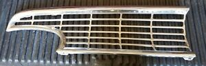 1956 Ford Grille Passenger Side Used