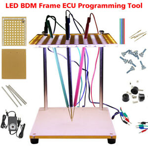 Bdm Frame boot Frame With Led Tip Tool For Fgtech Car Auto Ecu Programmer Cmd