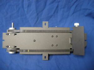Agissar Ace Postal Sorter Auto Opener Extractor Conveyor Assembly Part