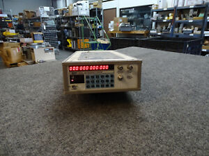 Eip 28b 12 Digit Microwave Frequency Counter 10hz To 26 5ghz Opt 05
