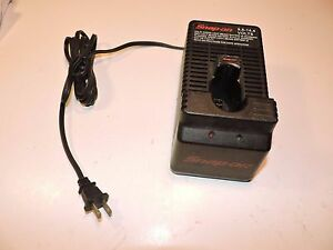 Snap On Ctc300 9 6v 14 4v Charger For Battery Tools Good