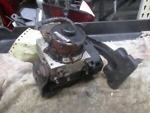 03 Ford Explorer Anti lock Brake Abs Pump 4 Dr 4x4 W o Traction Control Oem