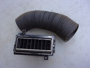 73 74 75 76 77 Monte Carlo Chevelle Right Dash A c Vent Duct Hose Tube Oem