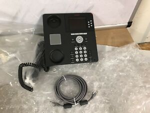 Factory New Avaya 9640 Ip Phone gray