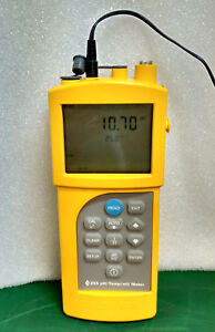 11074 Beckman 255 Ph temp mv Meter 511203
