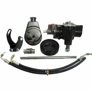 Borgeson Power Steering Conversion Kit New Chevy Chevrolet Impala 999014