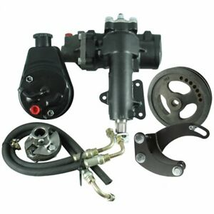 Borgeson Power Steering Conversion Kit New Chevy Chevrolet 999016