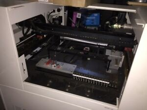 Electronics Assembly Line Reflow Oven Pick And Place Solder Printer