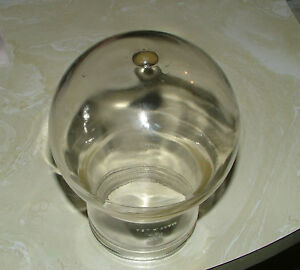 Crouse Hinds Co Vdb3 Vintage Industrial Explosion Proof Light Fixture Globes