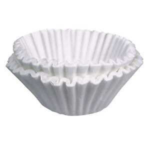 Bunn 20122 0000 Commercial 12 Cup Fast Flow Paper Coffee Filters pack Of 1000