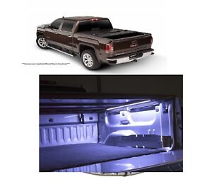 Undercover Flex 6 6 Bed Cover Access 39 Strip Led Light For Ford F 150