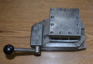 South Bend Tool Post Precision 4 Position Tool Post Model Stc 105n
