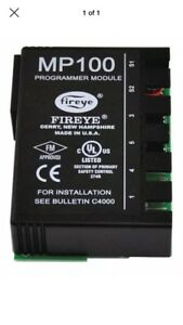 Fireye Program Module Mp100