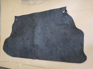 1987 1993 Mustang Coupe Trunk Carpet Mustang Notchback Gt Lx Oem