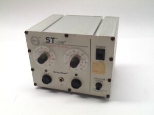 St Pace Pps 11 Sensatemp 2 Channel Soldering Station Base Unit