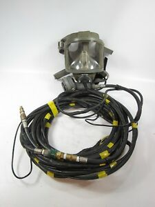 Interspiro Divator Full Face Diving Mask With Cable And Hose a