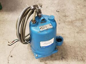 Goulds We0534h 1 2 Hp Submersible Pump