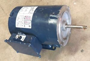 1 2hp Single Phase Electric Pool Water Pump Motor 5hp 1725 Rpm 115 Volts 115v