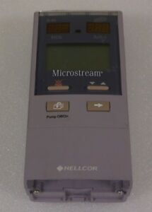 Nellcor Microstream N 85 Handheld Capnograph pulse Oximonitor No Battery