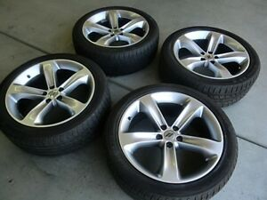 Dodge Charger Challenger Magnum Oem 20 Wheels Tires Mopar Factory Alloy Rims