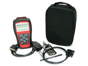 Ms509 Deutsch F Mercedes Audi Bmw Opel Ford Skoda Diagnose Gert Obd Obd2 Scan