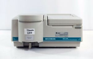 Beckman Coulter Uv vis Spectrophotometer Du530