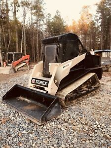2011 Takeuchi Tb 235 Mini Excavator Rubber Track 8000lb Mini
