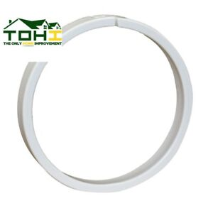 Pvc Repair Ring 2 In Fittings Corrosion Resistant Lead Free Plumbing Accessory
