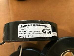 Current Transformers Set Of 3 400 5 New Part