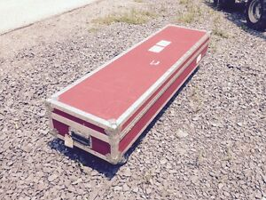 Large Shipping Cargo Case With Casters Id 17w 8 5h 65l