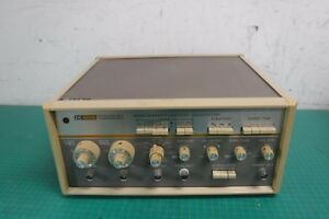 Bk Precision Dynascan Corporation 3030 Sweep Function Generator