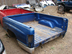 1994 2002 Dodge Ram Truck Short Bed Box Rust Free
