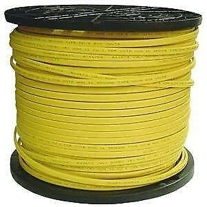 Romex Nm b Non metallic Sheathed Cable With Ground 12 2 1000 Ft Per Roll