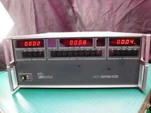 Valhalla Scientific 2300 Programmable Three Phase Digital Power Analyzer