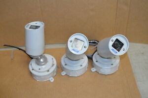 Lot Of 3 Pelco Security Cctv Camera Ics300 cond