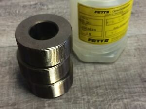 New Fette Thread Roller Dies 7 16 20