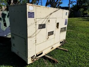 60 Kw Diesel Generator Libby Mep 806a 3 Phase 120 208 Volts 240 416 Volts