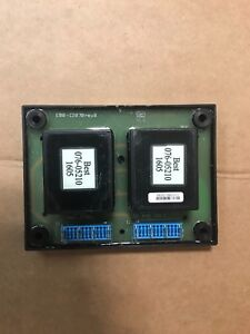 New Onan Stamford E000 22070 Isolation Transformer Pcb Cummins Part 305 0868
