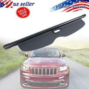 Newest Rear Trunk Cargo Cover Security Shield For Jeep Grand Cherokee 2011 2016